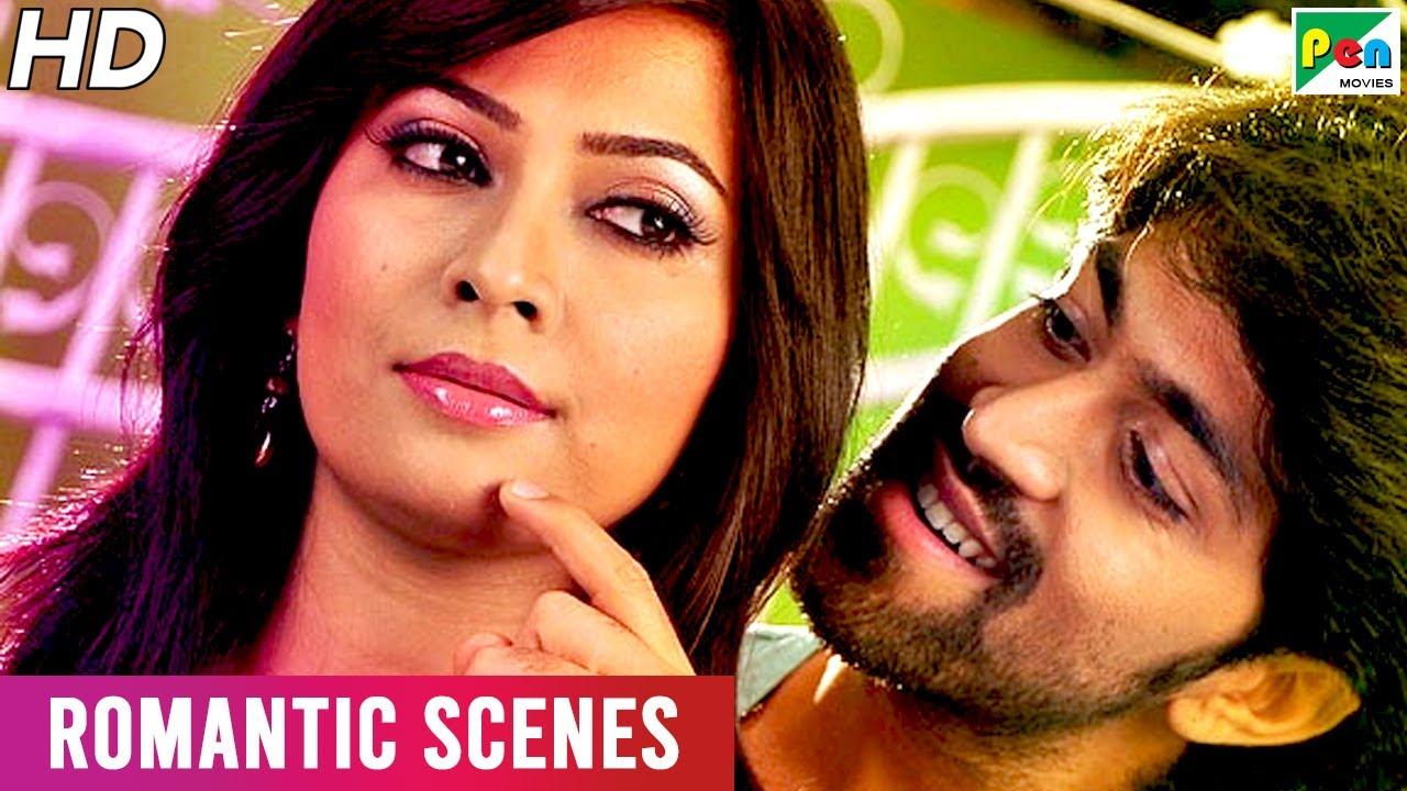 Kalakaar The Drama - Best Romantic Scenes | Hindi Dubbed Movie | Yash, Radhika Pandit, Sindhu