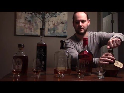 Top 5 Bourbons for Beginners