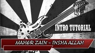 Chord Intro Maher Zain - Insha Allah [Guitar_Fun]