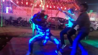 Funny Dance At DJ On Haryanvi Song In Marrige