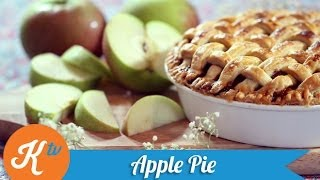 Resep Apple Pie (Apple Pie Recipe Video) | COOKING DJ