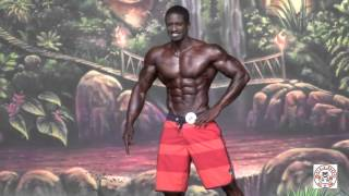 IFBB Pro George Brown Qualifies for 2016 Mr Olympia Men