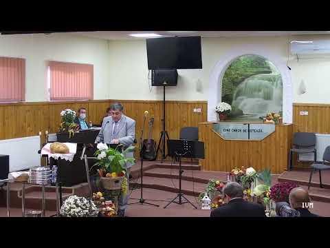 Biserica Izvorul Vieţii Mediaș | 8 Noiembrie 2020 | Dimineata