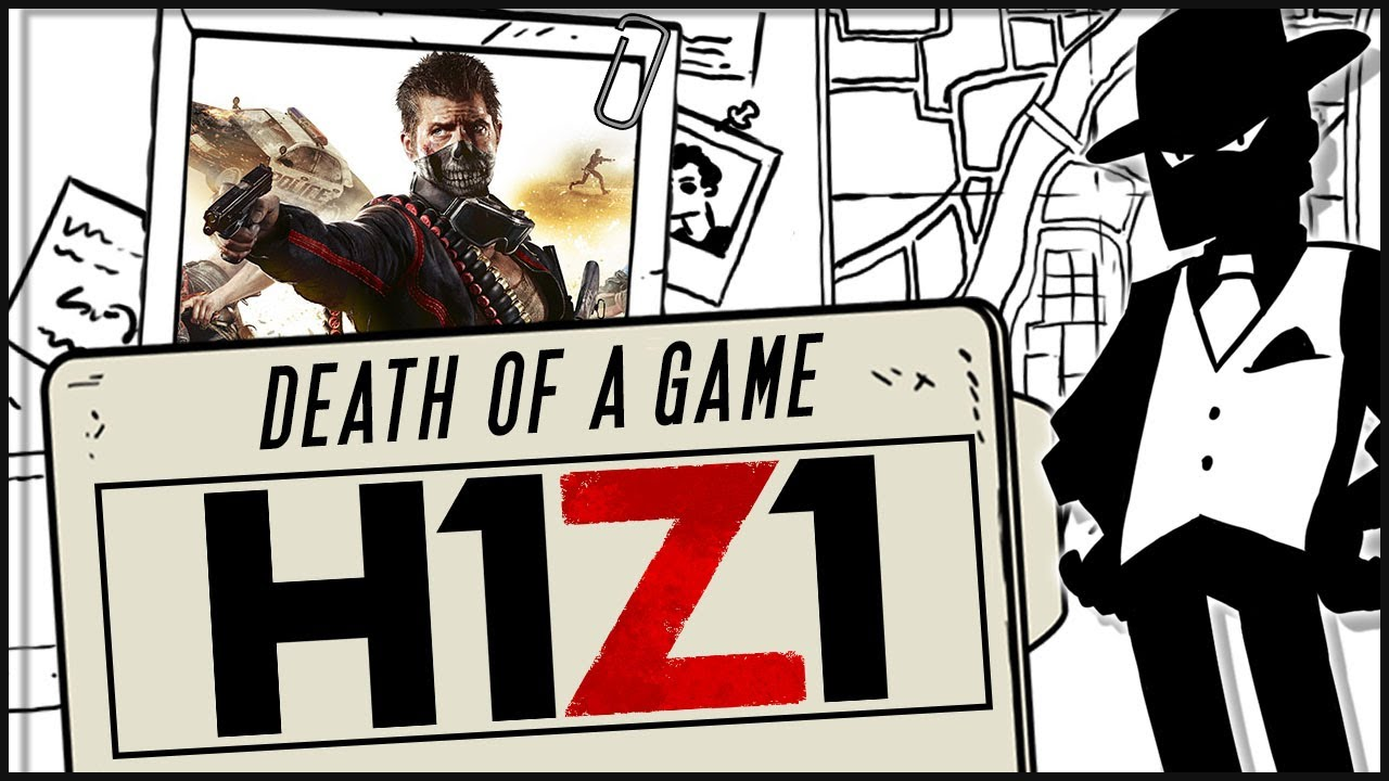 Death of a Game: H1Z1