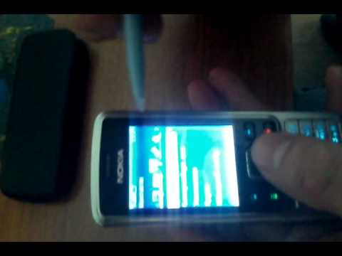 HTC XE PanasEdition VS Nokia 6300 Toutch