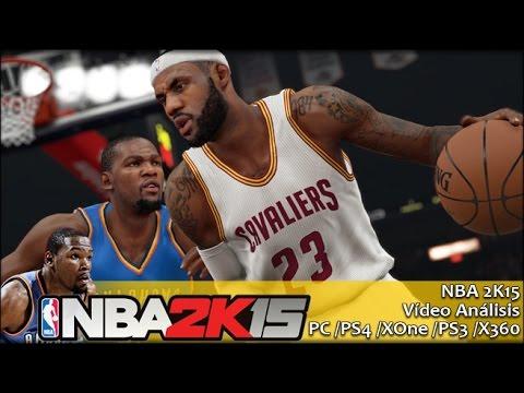 NBA 2K15 | Análisis español GameProTV