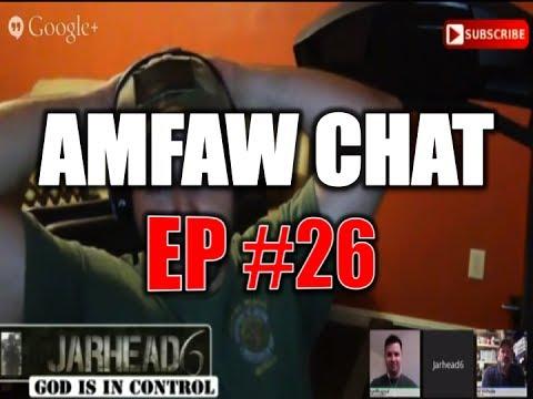 Live Chat #26 -- Dwilhoite