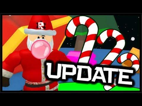*UPDATE* CHRISTMAS WORLD EVENT, NEW CODE, SANTA | Bubble Gum Simulator Roblox