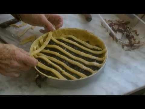 Lezione 14  Crostata di marmellata di amarene Cucina