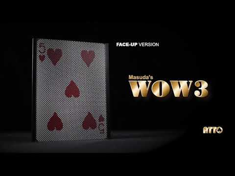 Wow 3 (gimmick e instrucciones) by Masuda video