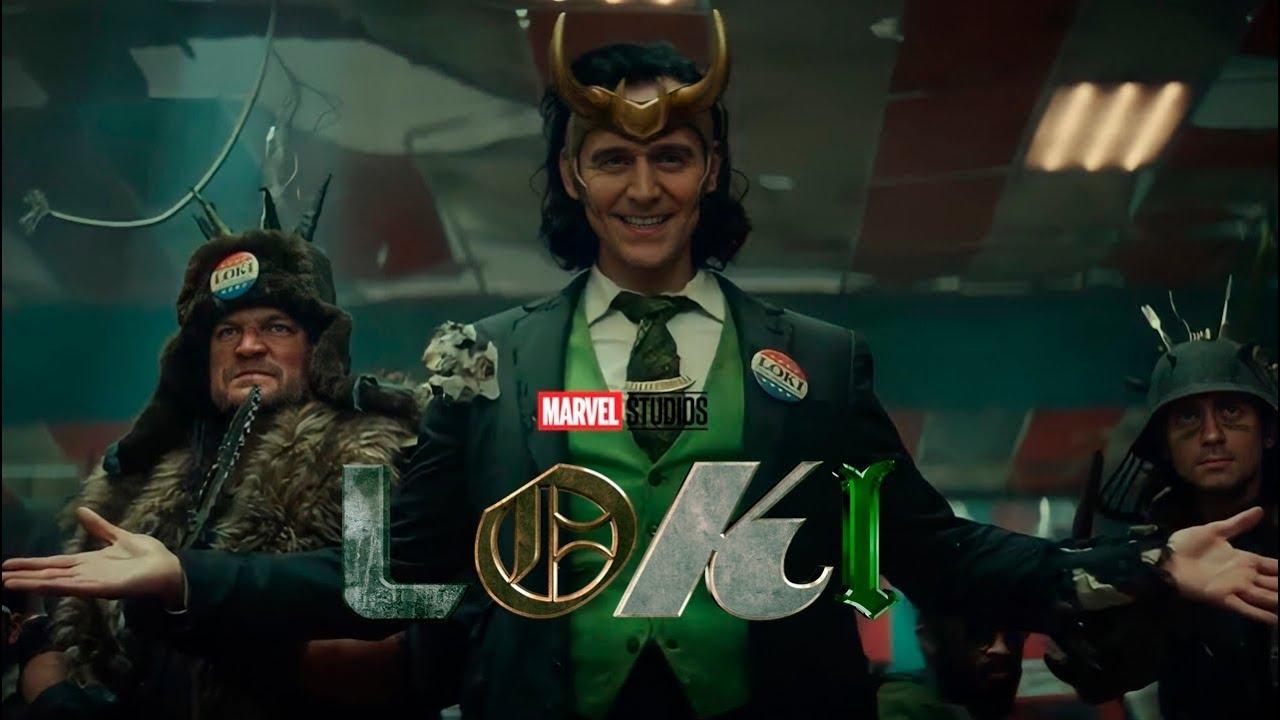 Локи 1 сезон (2021) Русский трейлер 2