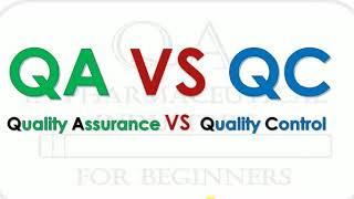 QA VS QC ( Quality Assurance Vs Quality  Control )