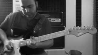 Pietro Coppola Cover Guitar Solo Another Brick in the Wall (Pink Floyd) Begotti Rls