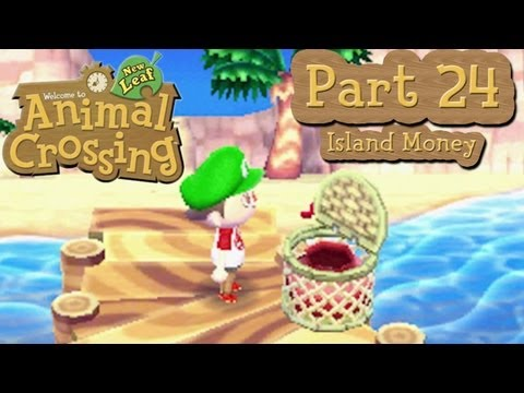 How To Get My Items From The Island New Leaf