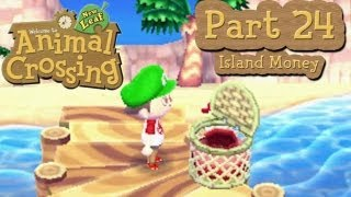 Animal Crossing: New Leaf - Part 24: Making 190K Bells From One Trip To The Island!
