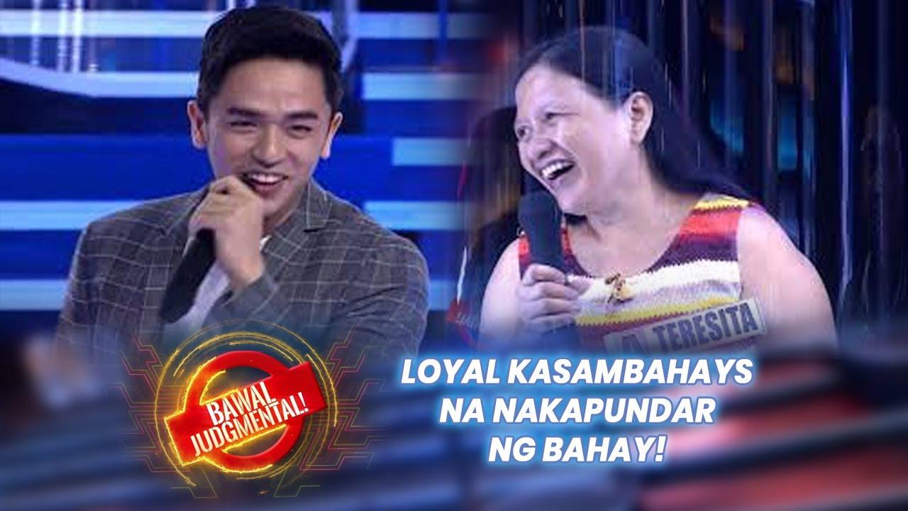 Loyal Kasambahays na Nakapundar ng Bahay (w/ David Licauco) | Bawal Judgmental | September 21, 2020