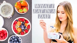 What I Eat In A Day | Hello October