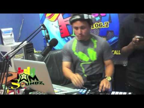 Jam Soundz inside Fiesta FM 106 7 with Dj 3nine and Selecta Pro