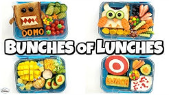 Creative Lunches To Make When Bored at Home