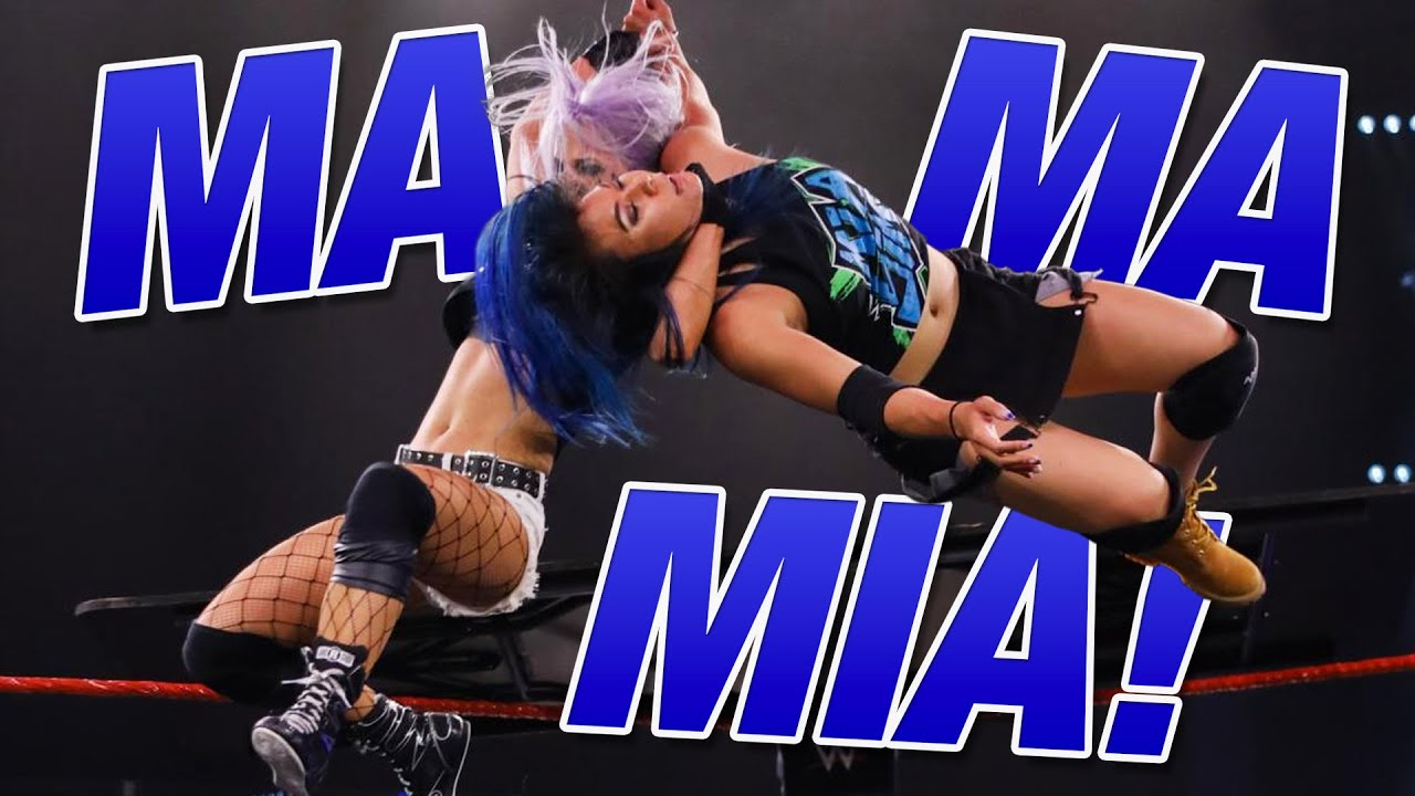 STREET FIGHT! Candice Lerae Takes Mia To The Yimit | WWE NXT & AEW Dynamite July 8th, 2020 Review