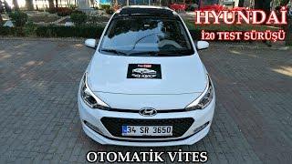 Hyundai İ20 Otomatik Vites | Test Sürüşü & İnceleme