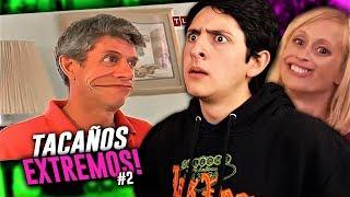 Reaccionando a Tacaños EXTREMOS! #2 - Jexs
