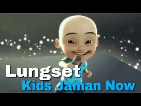 Lagu Lungset Ati Iki Parody Versi Upin Ipin | Unofficial Music Video Terbaru Dangdut Koplo