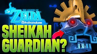 Is Wind Waker's Tower of the Gods a Sheikah Shrine? (Zelda Theory)