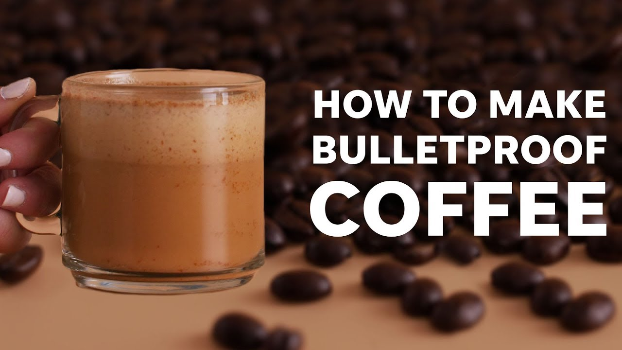 How to Make Bulletproof Coffee to Fuel Your Body and Brain | GRATEFUL