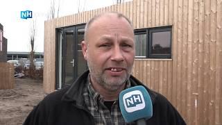 'Tiny housepark' in Heemskerk krijgt vorm