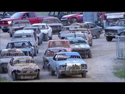 Grand Rapids Speedway Enduro-3rd Segment-June 2017
