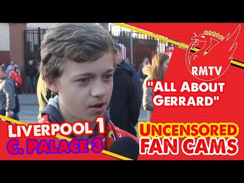 """""""All About Gerrard'' 