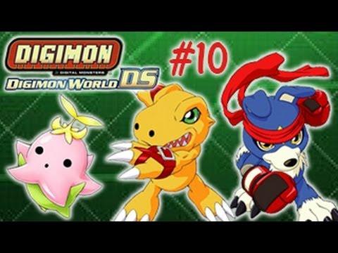 Digimon World DS Walkthrough Part 10 - SHOGUNGEKOMON'S STRENGTH!!!