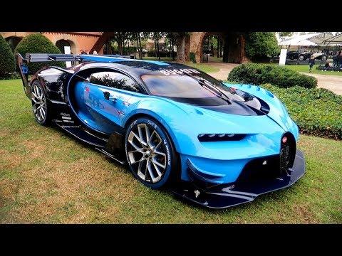 LES VOITURES LES PLUS CHÈRES DU MONDE chez Bugatti !