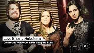 Love Bites (So do I) - Halestorm - (Bruno Valverde, Elliot e