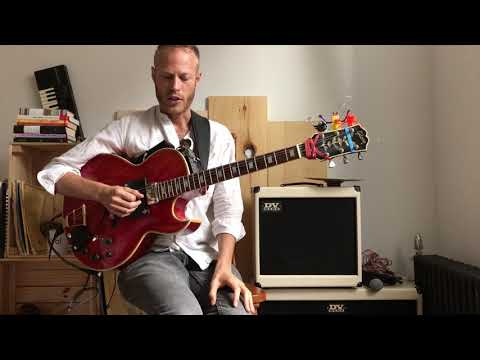 Re harmonizing F blues / Rotem Sivan blog #61