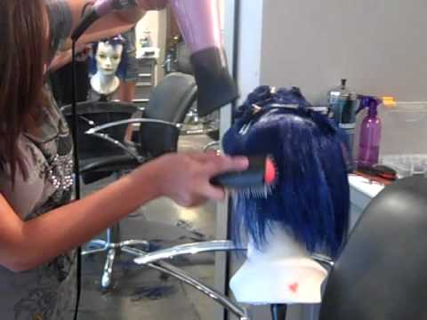 Matthew Morris Salon Level 1 cutting class