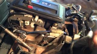 ремонт тойота таун эйс 1992 года выпуска.88 лс турбодизель 2 литра (9) подчасть
