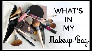 What's In My Makeup Bag | Niomi Smart