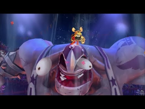 Eye Of The Tiger | RAYMAN LEGENDS | Part 7