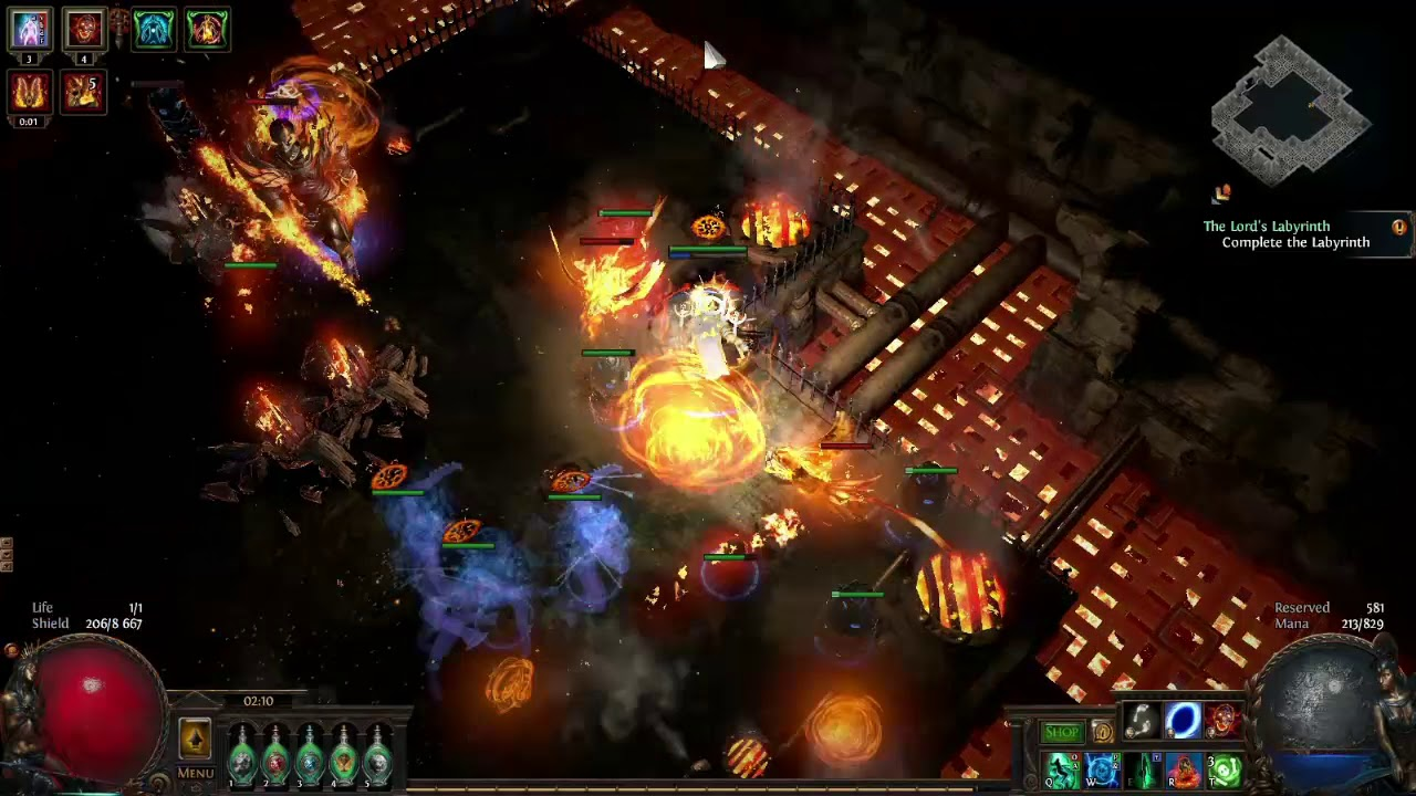 Path of Exile 3 6 Raise Spectre Most Popular Build Guide   Posts by