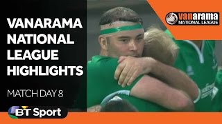 National League Highlights Show - Matchday 8