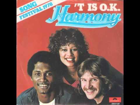 Harmony - 't Is OK