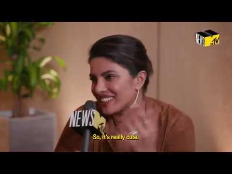 Priyanka Chopra | The Sky is Pink Interview at TIFF 2019 [MTV] Mp3