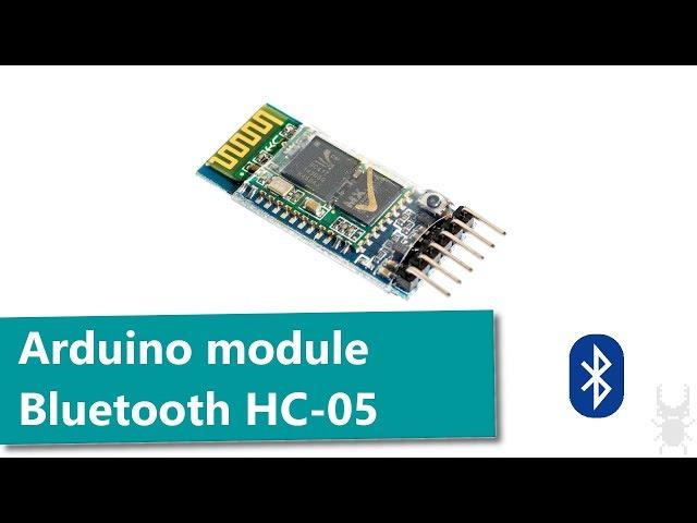 Arduino ] Module Bluetooth HC-05 📱 - YouTube