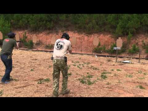 Precision Applications - Combat Pistol