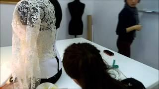 видео Пошив свадебных платьев на заказ
