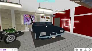 Roblox Welcome To BloxBurg Tour II 462 K Industrial Inspire Mansion