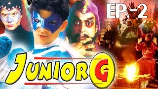 Junior  G 2[Hindi]| Magical Adventures of Superboy | Serials For Kids