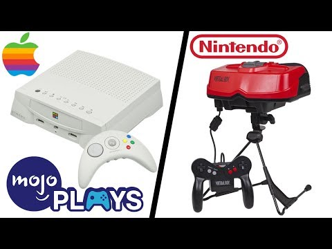 Video Game Consoles that FAILED the Hardest